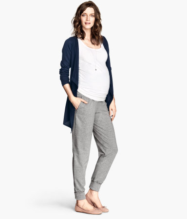 Sweatpants are no longer for lazy girls, they are spot on trend for a cool and relaxed look. You won't want to take them off.