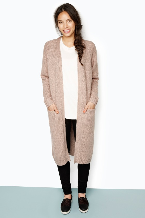 Monki Knitted Cardigan