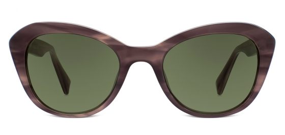 Goodney Sunglasses in Rhubarb