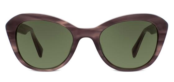 Goodney Sunglasses in Rhubarb