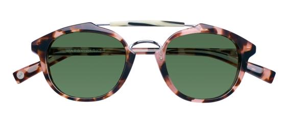 Warby Parker Teddy Tortoise