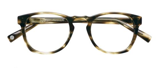 Warby Parker Topper Olive